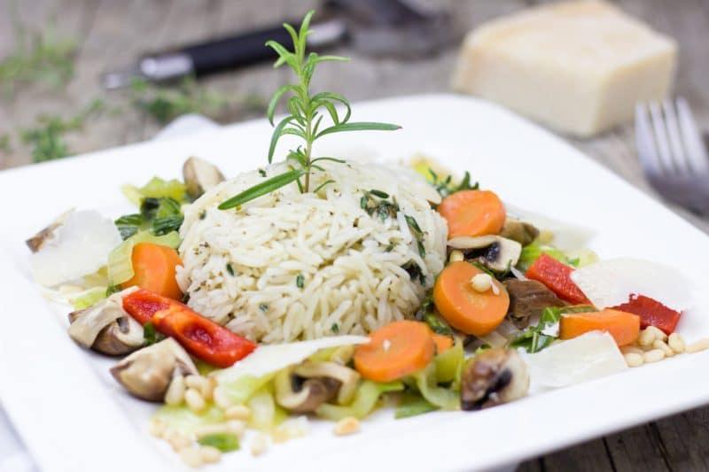 Reis im Dampfgarer kochen – Eine Anleitung